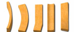 cómo evitar la deformación de la madera home