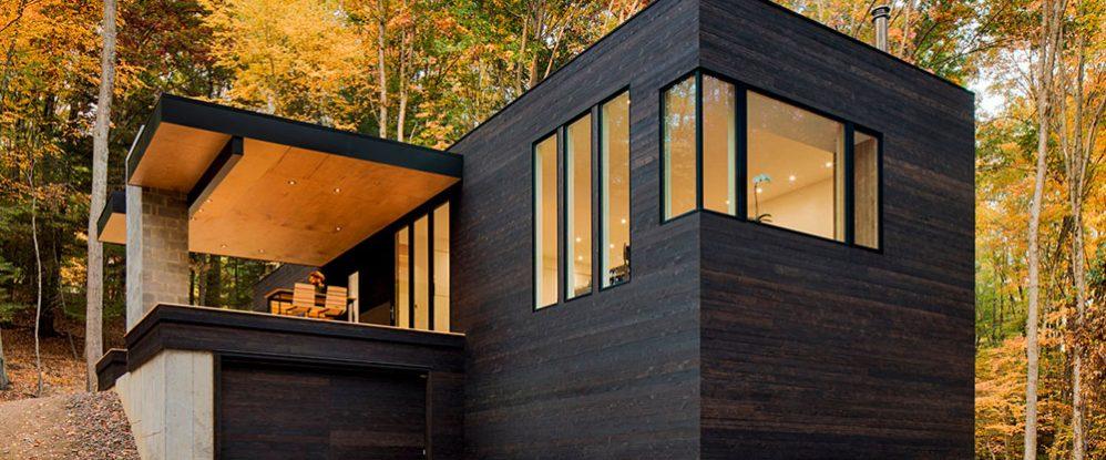 Madera carbonizada cuando el fuego permite conservar la - Casas de madera de pino ...