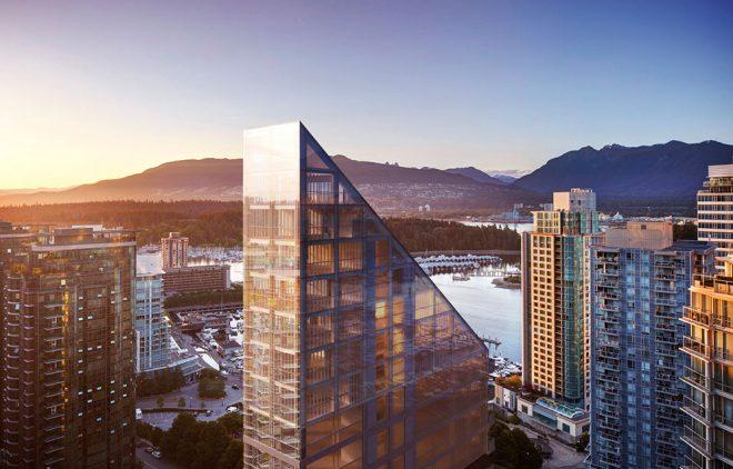 El edificio en madera híbrida más alto del mundo estará en Vancouver ...