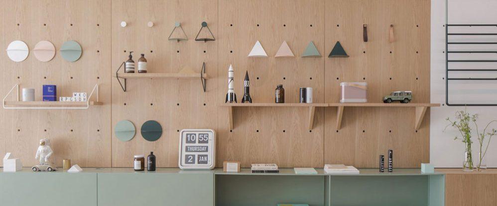 Muebles modulares de RIGI Design para una casa en Shanghai de los ...