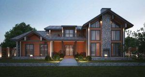 Casas de estilo clásico por Way-Project Architecture & Design-7