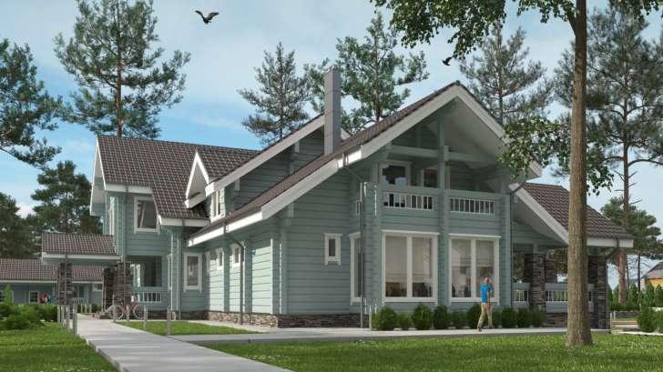 Casas de estilo escandinavo por Studio of Architecture and Design 'St.art'-9