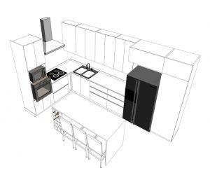 Como Disenar Y Construir Correctamente Una Cocina Home