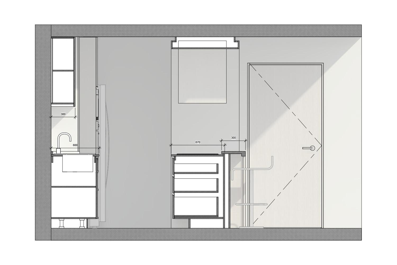 C mo dise ar y construir correctamente una cocina home for Como disenar una cocina pequena planos