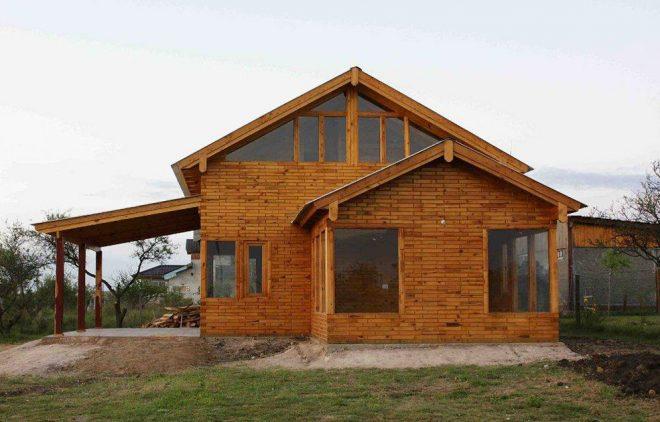 Valdivia se prepara para construir la primera casa de - La casa de la madera valencia ...