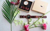 Relojes de madera Tanti