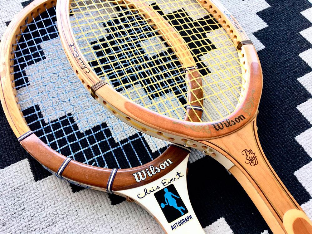 Raqueta de tenis de Wilson