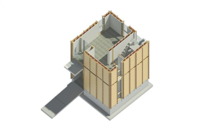 El lanzamiento de una plataforma online facilitará el uso de la tecnología BIM para proyectos en madera