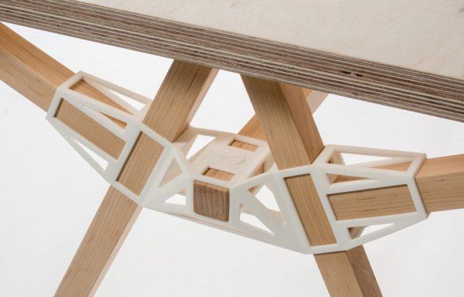 Carpintería impresa en 3D