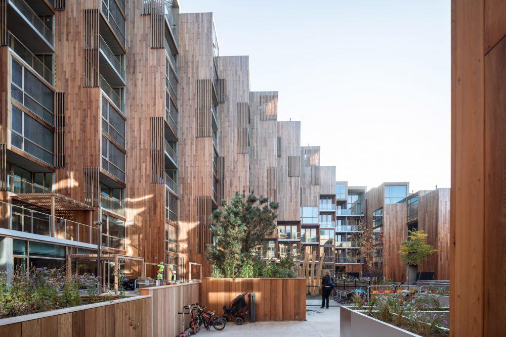 Licitación Minvu y Serviu O'Higgins: edificio en madera de alto estándar para Rancagua
