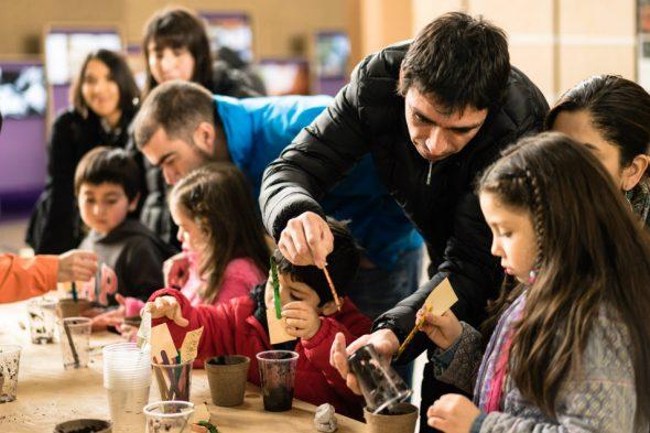 La Semana de la Madera 2019 invita a los niños a participar en sus cinco entretenidos talleres