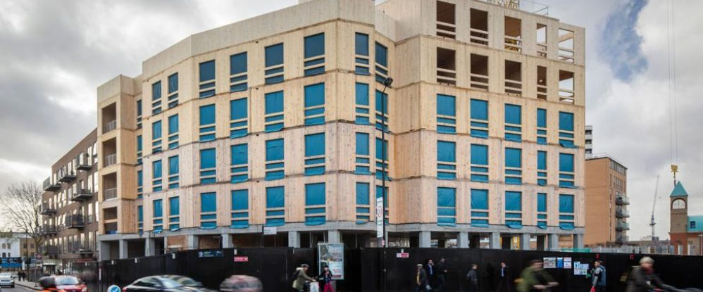 Edificios con CLT: las ventajas de la construcción en madera