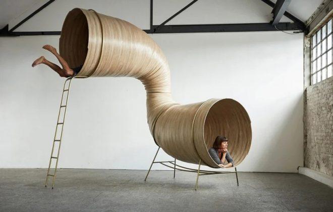 escultura auditiva