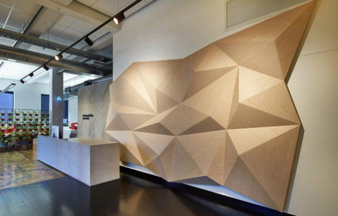 Fuorisalone fold panels