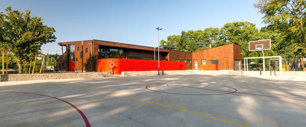 infraestructura escolar chile