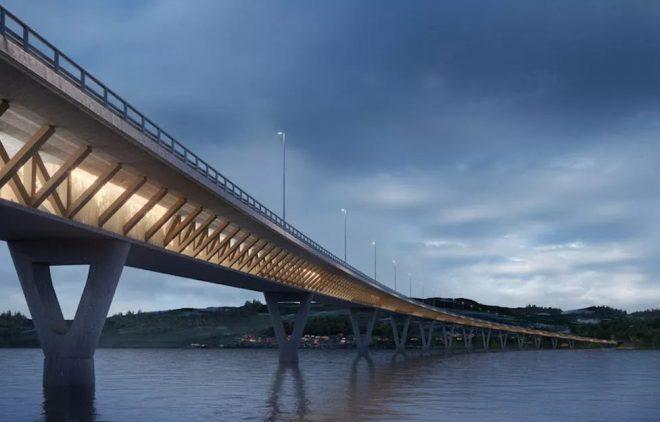 puente Noruega