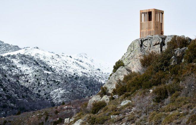 torre de observacion