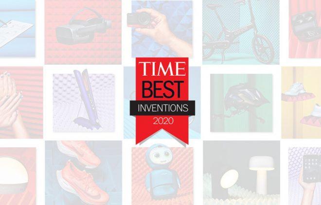 100 inventos time