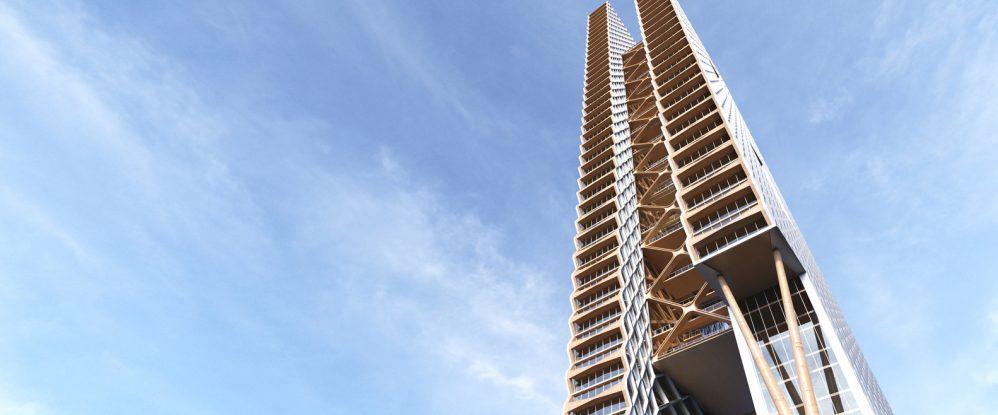PORTADA _ River Beach Tower - Archdaily