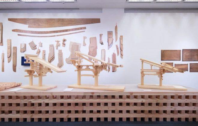 exhibicion carpinteria japonesa
