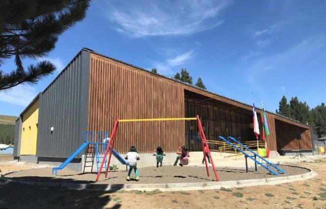 2 escuelas araucania
